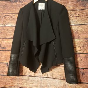 Zara Trafaluc Outerwear Open Front Jacket